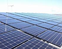産業用太陽光発電システム(陸屋根工法)