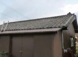 滋賀県湖南市M様邸太陽光発電 施工1